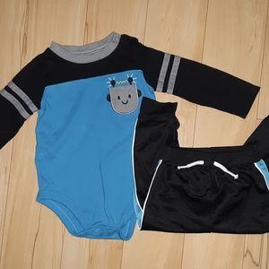 24 month boy matching set
